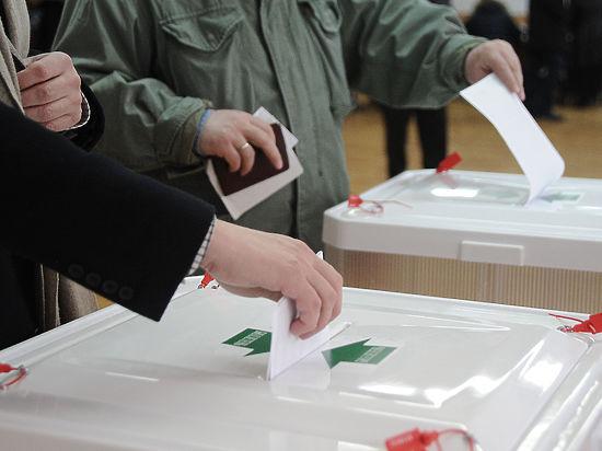 избирательных округа