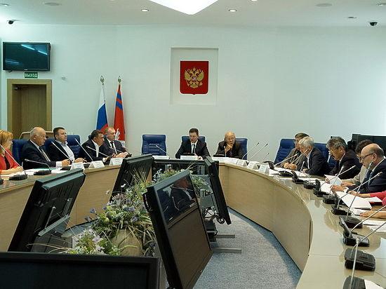 Расходы бюджета Волгоградской области увеличили на10 млрд