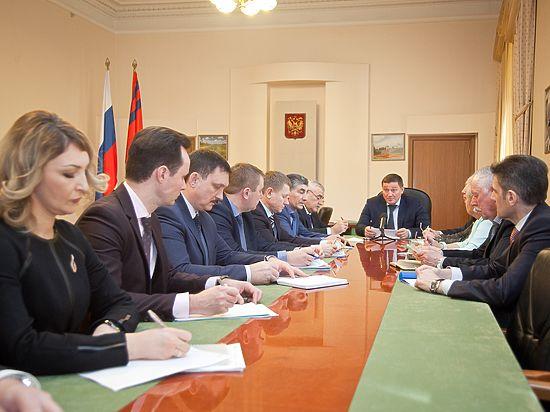 Стратегический план по решению экопроблем разработают в Волгоградской области