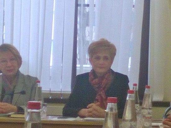 Единороссы поддержали кандидатуру Елены Прохоровой на должность главного архитектора региона