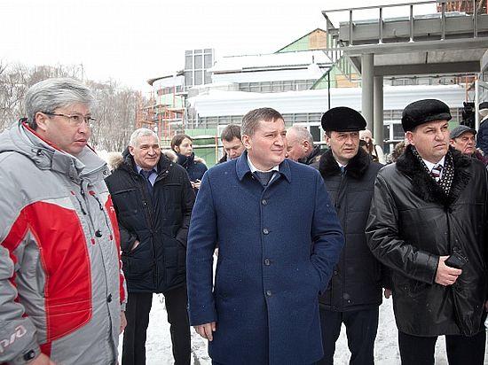 Обновленную детскую железную дорогу в Волгограде откроют в конце весны 2017 года