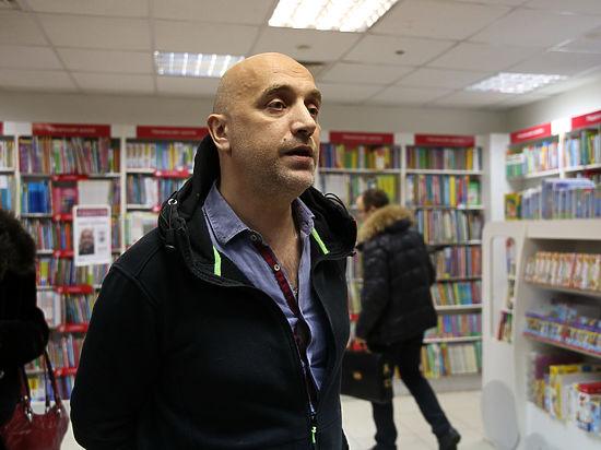 В Волгограде писатель Захар Прилепин рассказал об ополченцах Золотого века
