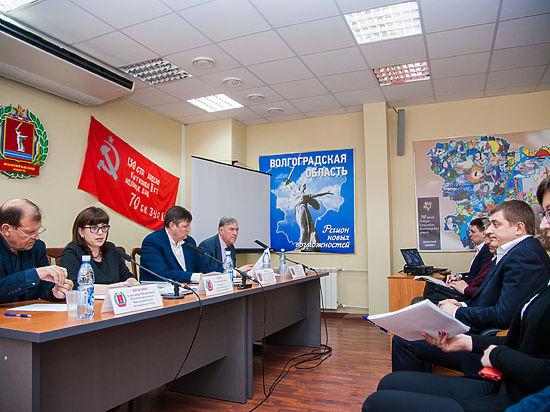 В Волгограде обсудили будущее военно-исторического комплекса «Лысая гора 1942-1943»