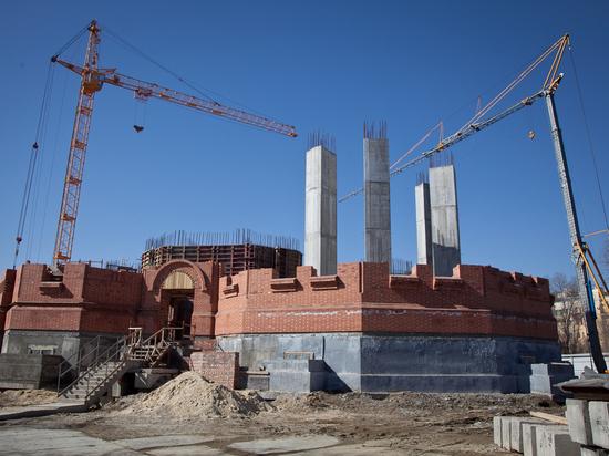 Храм Александра Невского распишут в византийском стиле и повесят 15 колоколов