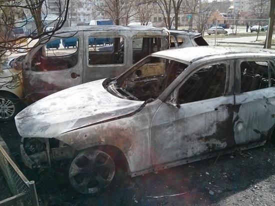 Пиромания становится визитной карточкой волгоградского протеста