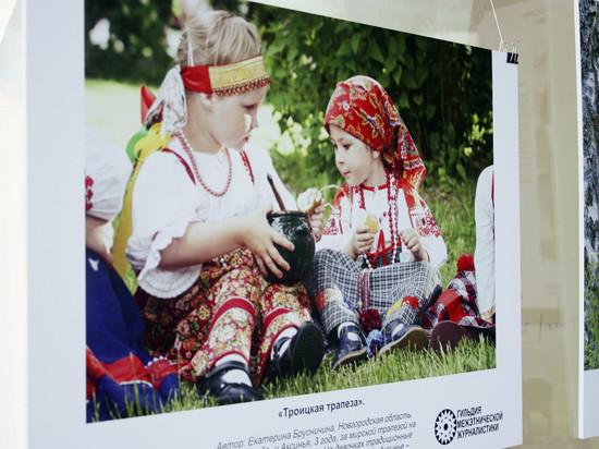 В Волгограде открылась передвижная выставка работ фотоконкурса «Дети России»