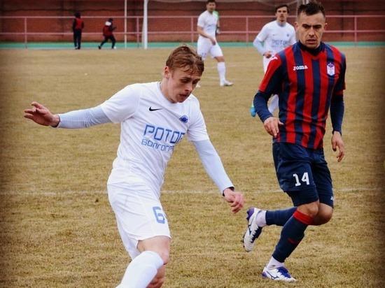 «Ротор-Волгоград» сыграл с ростовским СКА вничью