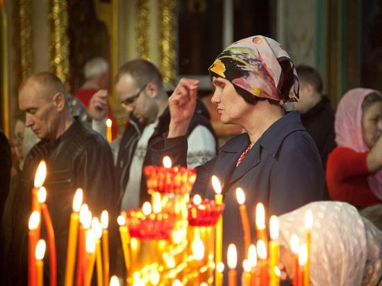 Православные волгоградцы встретили Светлое Христово Воскресение