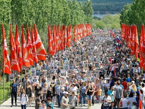 Волгоградская область готовится к Всероссийской акции «Бессмертный полк»