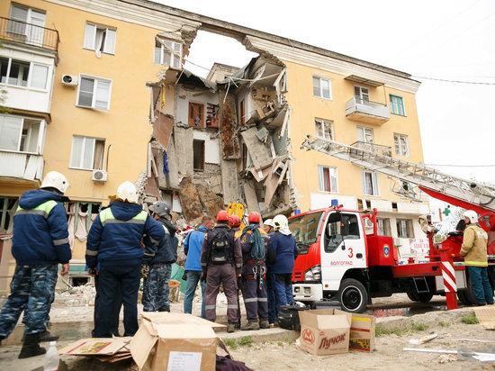Незаконная врезка в сети стала возможной причиной взрыва дома в Волгограде и гибели троих людей
