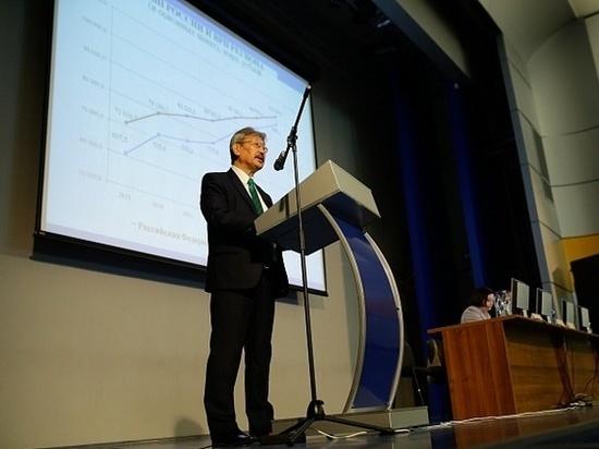 Александр Дорждеев: экономика региона обладает запасом устойчивости