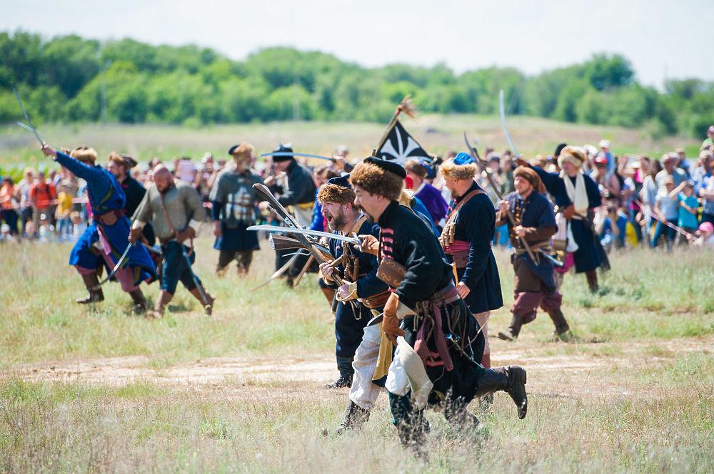 Неменее 150 участников военно-исторического фестиваля соберутся под Волгоградом