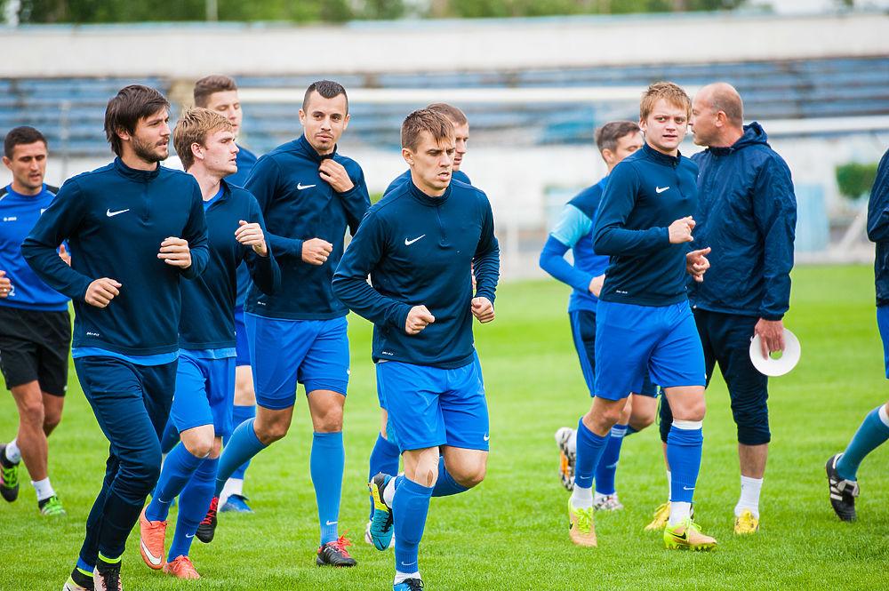Валерий Есипов провел с«Ротор-Волгоград» первую тренировку