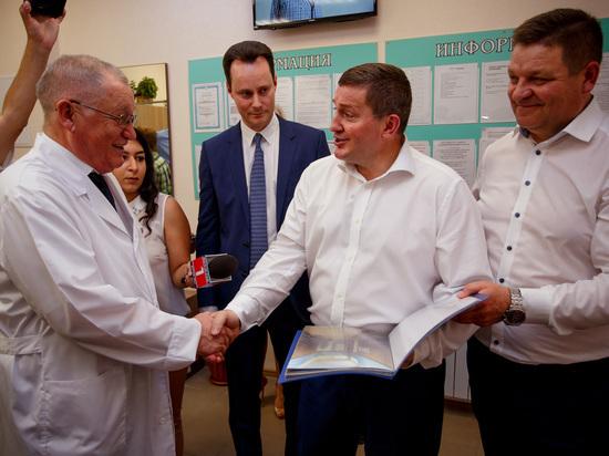 Среднеахтубинский район за три года сумел сделать рывок в развитии