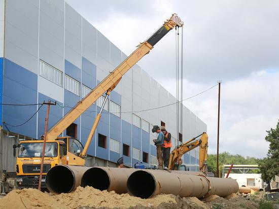 Очистной комплекс обеспечит качественной питьевой водой пять районов Волгограда