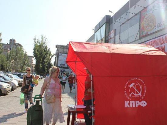 Юрий Афонин: новый лидер сможет преодолеть кризис в Сталинградском обкоме КПРФ