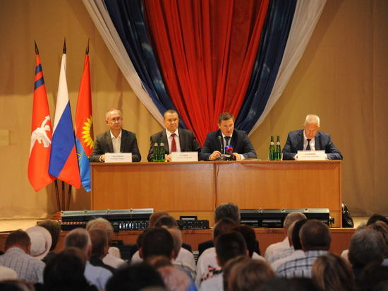 Медучреждения Новониколаевского района переведут на газовое топливо