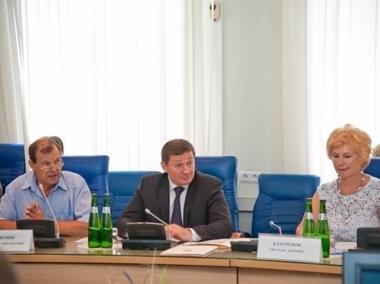 Общественная палата рассмотрела финансово-хозяйственную деятельность волгоградского НЭТа