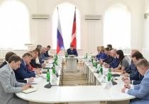 Бочаров поставил перед коллегами ряд задач по итогам визита Мутко