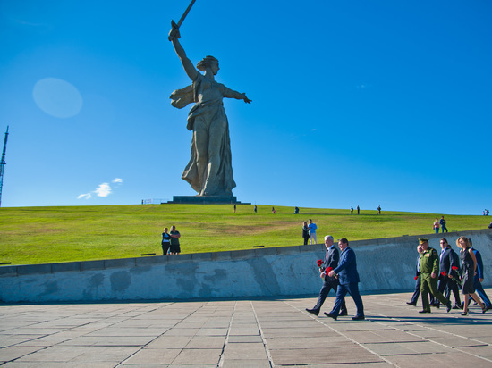 Профессионалы  сообщили , что вВолгограде никогда небыло «Парка вдов»