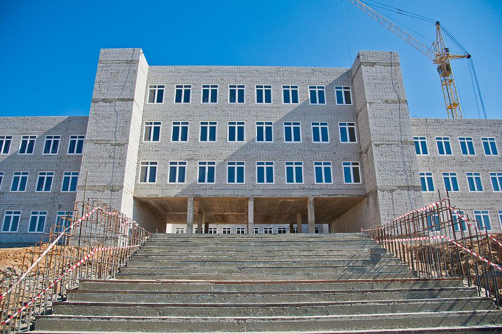 Новейшей школе на 1 000 мест вВолгограде начали подыскивать директора
