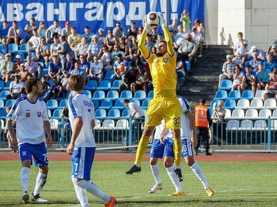 «Томь» одолела «Волгарь» вдомашнем матче седьмого тура ФНЛ