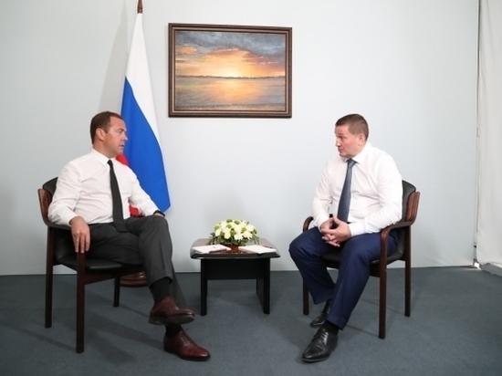 Волгоградская область позволит России закрыть потребность по зерну