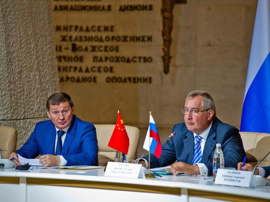 В Волгограде сближают экономику России и Китая