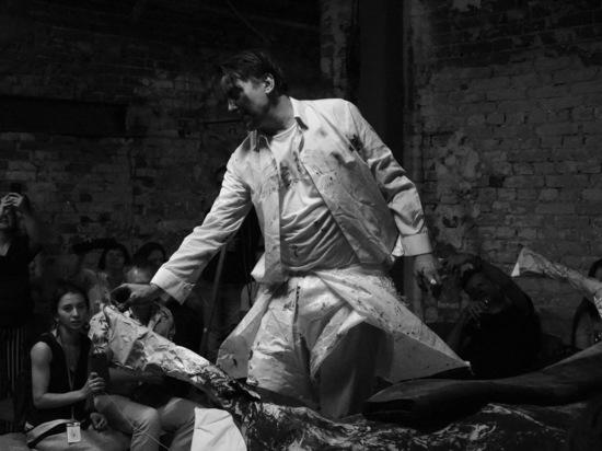 Волгоградскому андеграунду современного искусства уютно «в Лéднике»