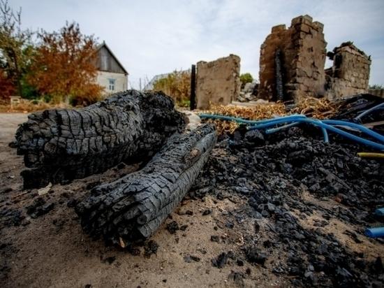 Волгоградцы пожертвовали 2 млн руб. напомощь погорельцам