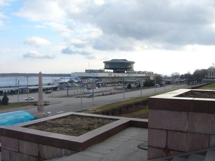 Волгоград вТОП-5 городов для осенних путешествий