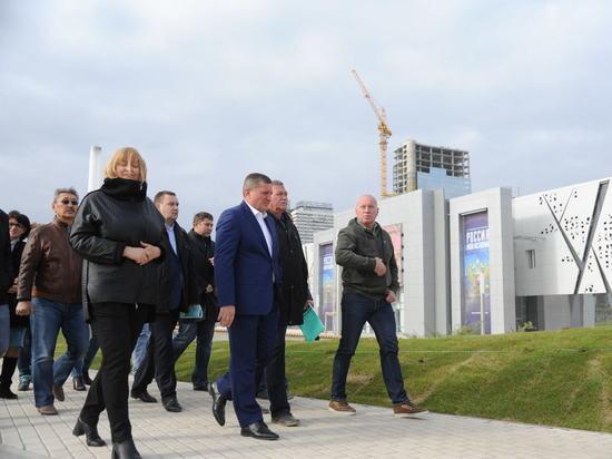 Андрей Бочаров: «Музей в пойме Царицы готов к открытию»