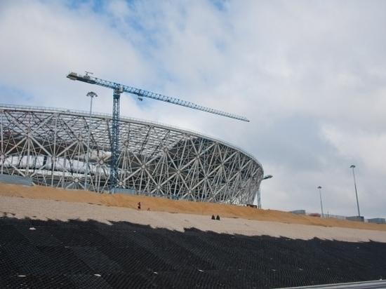 Ревизоры ФИФА не увидели угроз срыва ЧМ-2018 в Волгограде