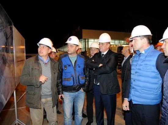 ВВолгоград спроверкой нагрянула комиссия Совета Федерации