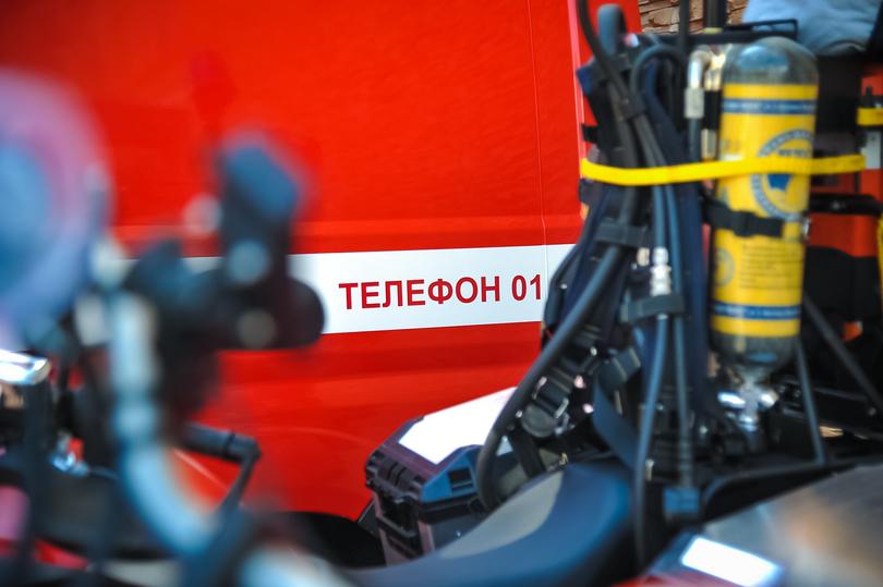 ВВолгоградской области ранним утром сгорели двое мужчин