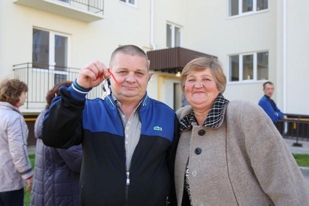 ВКраснослободске переселенцы изаварийных домов справят новоселье повторно