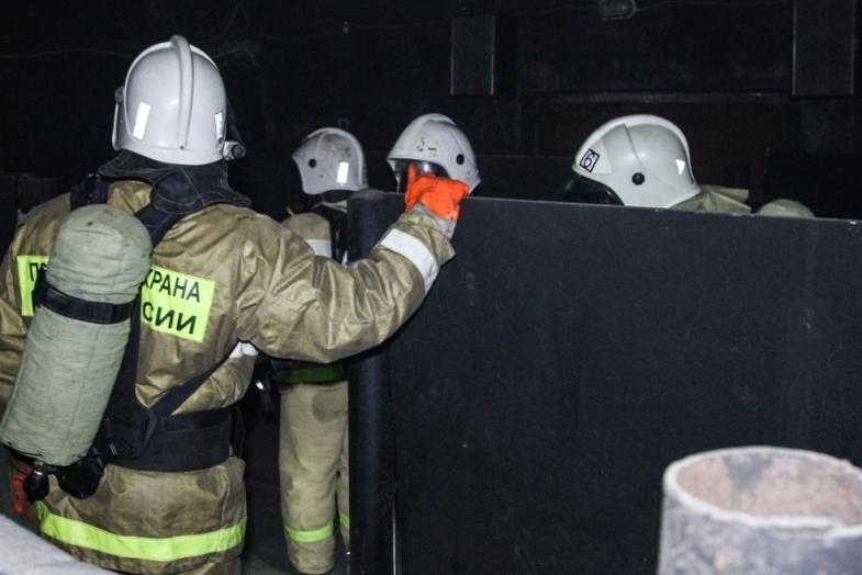 ВРудне спасенная пожарными пенсионерка скончалась отожогов вбольнице