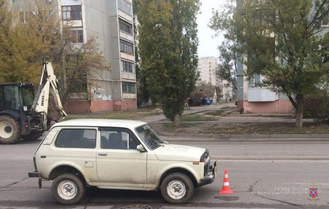 Волгоградка на«Ниве» сбила 78-летнюю пенсионерку вКрасноармейском районе