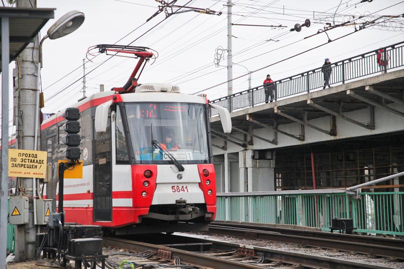 ВВолгограде надва дня изменят маршруты трамваев