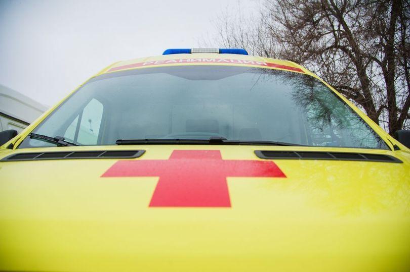 В основном  районе вДТП с 2-мя  иномарками пострадал 5-летний ребенок