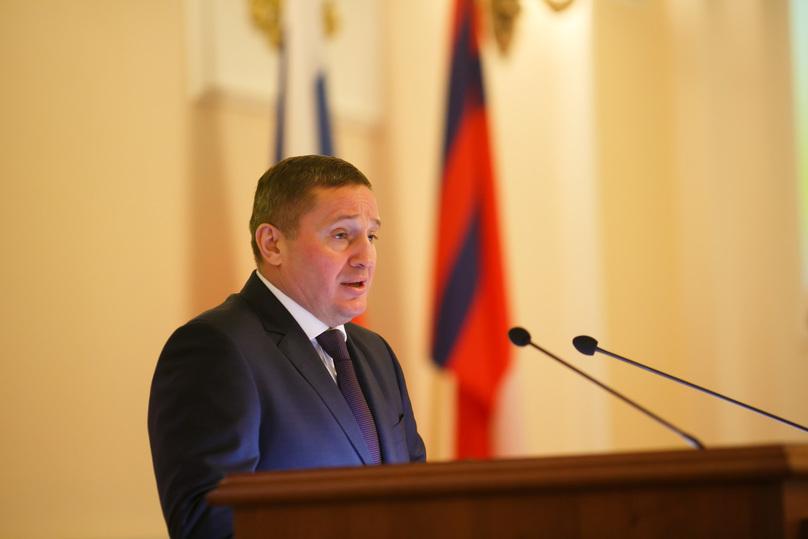 3-х летний бюджет Волгоградской области принят в заключительном чтении