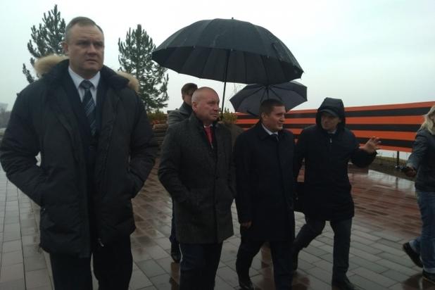 ВВолгоградском ЦПКиО закончили реконструкцию мемориала