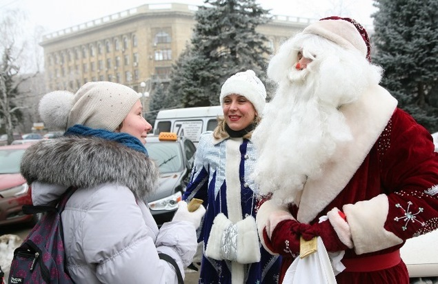 ВКомсомольском саду Волгограда 6января пройдет новогоднее интерактивное шоу