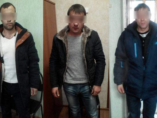 Трое волгоградцев задержаны за разбойное нападение на рыбный цех