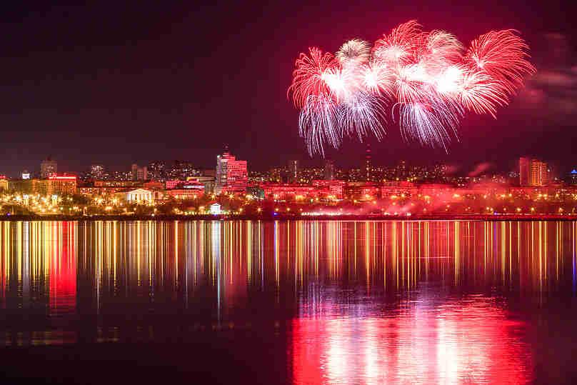 ВВолгограде проведут юбилейный парад вчесть победы вСталинградской борьбе