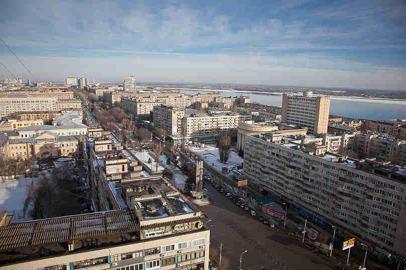 ВВолгограде запустили новый маршрут №29 до«Родниковой долины»