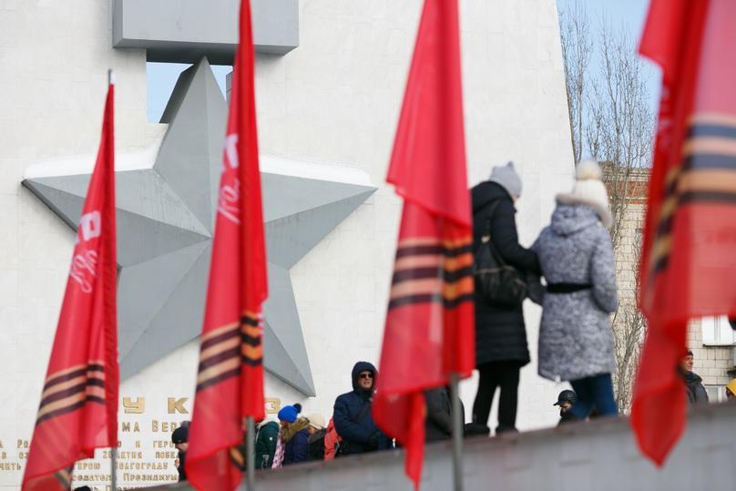 2 февраля 2018г. - 75 -летие Победы в Сталинградской битве.