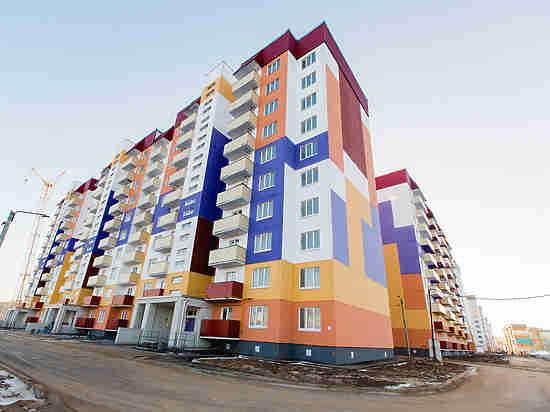 На квартиры волгоградским семьям региональный бюджет выделил 108,6 млн рублей