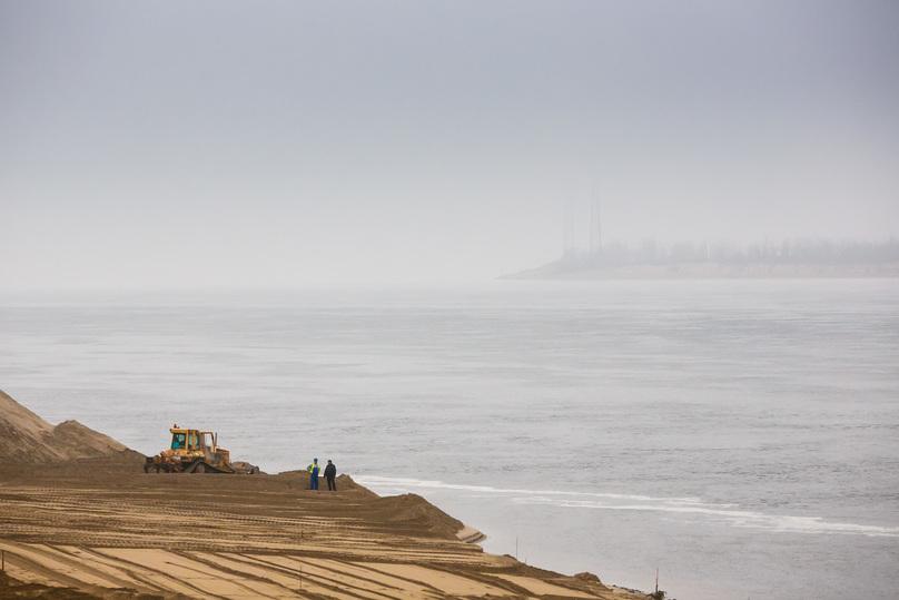 Чебоксарская ГЭС готовится кполоводью