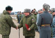 Андрей Бочаров руководит полевыми сборами на Прудбое